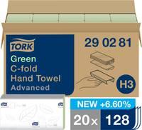 TORK 290281 Papír kéztörlők Zöld 20 db/csom. 20 db TORK