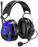 3M Peltor WS ALERT XPI MRX21A3WS6 Hallásvédő fültok headset 30 dB 1 db 3M Peltor