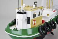 Carson Modellsport Cux-15 halászhajó RC motoros csónak RtR 580 mm Carson Modellsport