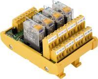 Weidmüller relé panel Kijelzővel, LED 1 db RSM-4I 24V+ 1CO S 24 V/DC Weidmüller
