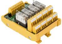 relé panel Kijelzővel, LED 1 db Weidmüller RSM-4 24V+ BASE S 24 V/DC Weidmüller