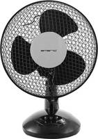 EMERIO Asztali ventilátor 25 W (Ø x Ma) 23 cm x 36 cm Fekete EMERIO