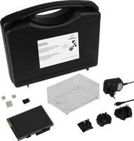 Renkforce Touch-PC Set f. Raspberry Pi® 4 B Érintőképernyővel, Házzal, Tápegységgel, Noobs OS-sel, Hűtőbordával Renkforce