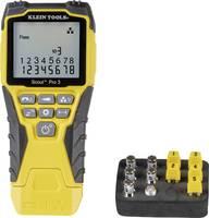 Kábelteszter, audio/videó, hálózat, telekommunikáció, Klein Tools VDV501-851 Klein Tools