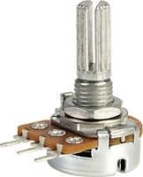 TRU COMPONENTS RV16AF-20-20K-A100K-30H4 Forgató potenciométer 0.06 W 100 kΩ 1 db TRU COMPONENTS