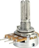 TRU COMPONENTS RV16AF-20-20K-B100K-30H4 JIS:B Forgató potenciométer 0.125 W 100 kΩ 1 db TRU COMPONENTS