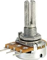 TRU COMPONENTS RV16AF-20-20K-B1K-30H4(JIS:B) Forgató potenciométer 0.125 W 1 kΩ 1 db TRU COMPONENTS