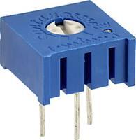 TRU COMPONENTS TSR-3386P-100R Cermet trimmer 0.5 W 10 Ω 300 ° 1 db TRU COMPONENTS