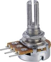 TRU COMPONENTS RV16AF-20-20K-A10K-30H4 Forgató potenciométer 0.2 W 10 kΩ 1 db TRU COMPONENTS