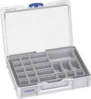 Tanos Systainer III M89 83500001 Szállító doboz ABS műanyag (Sz x Ma x Mé) 396 x 89 x 296 mm Tanos