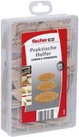 Fischer 548595 Praktikus segítők, fából készült lapos csapos készlet Tartalom 1 készlet Fischer