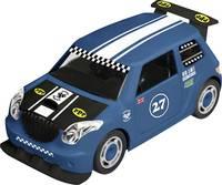 Revell 00834 Pull Back Rallye Car, blau Autómodell építőkészlet Revell