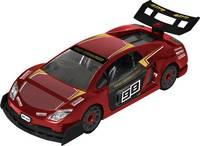 Revell 00835 Pull Back Racing Car, rot Autómodell építőkészlet Revell