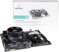 Renkforce Számítógép tuning készlet AMD Ryzen™ 5 AMD Ryzen 5 - 3600X (6 x 3.8 GHz) 16 GB keine Grafikkarte ATX Renkforce