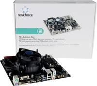 Renkforce Számítógép tuning készlet Intel® Pentium® Gold G5400 (2 x 3.7 GHz) 8 GB Intel UHD Graphics 610 Micro-ATX Renkforce