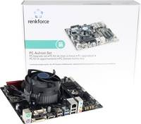 Renkforce Számítógép tuning készlet Intel® Celeron® G 4930 (2 x 3.2 GHz) 8 GB Intel UHD Graphics 610 Micro-ATX Renkforce