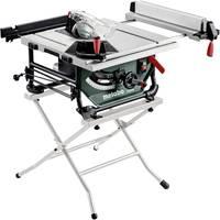 Metabo TS 254 M + Stand TSU Asztali körfűrész 254 mm 1500 W 230 V Metabo