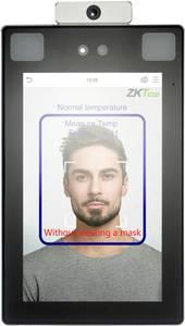 Érintésmentes infra lázmérő, testhőmérséklet felügyelő, ZKTeco GL-PROFACE-X-TD ZKTeco