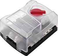 TRU COMPONENTS Autó biztosítéktartó Alkalmas Lapos biztosíték 30 A 32 V/DC 1 db TRU COMPONENTS