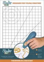 3Doodler MINT rajzpadló, DoodlePad 185187 3Doodler