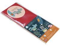 3Doodler 3DS-ECO03-RED-24 Cherry Red Nyomtatószál csomag Elasztikus 1.75 mm 27 g Piros 24 db 3Doodler