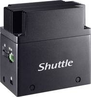 Shuttle EN01J4 Ipari számítógép Intel® Pentium® Pentium J4205 (4 x 1.5 GHz / max. 2.6 GHz) 8 GB 64 GB Operációs rendsze Shuttle