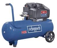 Scheppach Sűrített levegős kompresszor 100 l 8 bar Scheppach
