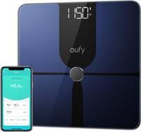 eufy Smart Scale P1 Testzsíranalizáló mérleg Mérési tartomány (max.)=150 kg Fekete eufy