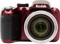 Kodak PIXPRO AZ401-RED Digitális kamera 16 Megapixel Optikai zoom: 40 x Piros Ház Full HD video, Képstabilizálás Kodak PIXPRO