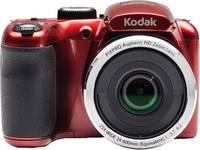 Kodak PIXPRO AZ252-RED Digitális kamera 16 Megapixel Optikai zoom: 25 x Piros Ház Képstabilizálás, beépített villanófénn Kodak PIXPRO