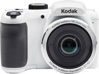 Kodak PIXPRO AZ252-WH Digitális kamera 16 Megapixel Optikai zoom: 25 x Fehér Ház Képstabilizálás, beépített villanófénny Kodak PIXPRO