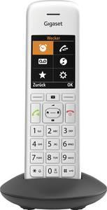 Gigaset CE575HX DECT mobil egység Ezüst-fekete Gigaset