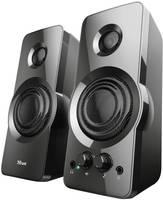 Trust Orion 2.0 Speaker set 2.0 Számítógép hangszóró Vezetékes 18 W Fekete Trust