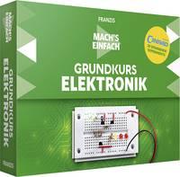 Franzis Verlag Grundkurs Elektronik 15074 Tanulókészlet 14 éves kortól Franzis Verlag