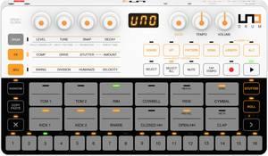 IK Multimedia UNO Drum Syntesizer IK Multimedia