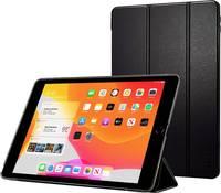 Spigen Smart Fold BookCase Alkalmas Apple Modell: iPad 10.2 (2020), iPad 10.2 (2019) Fekete Spigen