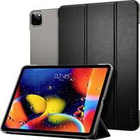 Spigen Smart Fold BookCase Alkalmas Apple Modell: iPad Pro 11 (2. generációs) Fekete Spigen