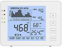 SA 1200P Széndioxid mérő Adatgyűjtő funkcióval
