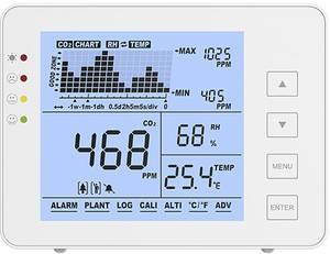 Széndioxid mérő adatgyűjtő funkcióval, SA 1200P