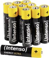 Intenso Energy-Ultra Mikroelem Alkáli mangán 1.5 V 10 db Intenso