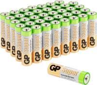 Ceruzaelem Alkáli mangán GP Batteries Super 1.5 V 40 db GP Batteries