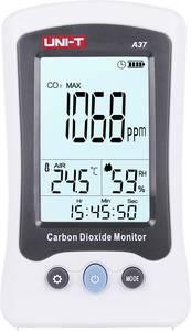 Digitális széndioxid mérő, CO2 mérő, Uni-T A37 Uni-T