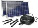 Esotec 101766 ADRIA napelemes vízfolyás-rendszer 25 W 3400 l/óra Esotec