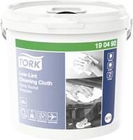TORK Alacsony szöszű tisztító kendők a W10 adagolóvödörben; 1 rétegű 190492 Mennyiség: 800 db TORK