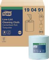 TORK Alacsony szöszű tisztító kendők a W10 adagolóvödörben; 1 rétegű 190491 Mennyiség: 800 db TORK
