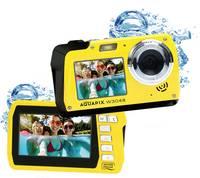 """Easypix W3048-Y """"Edge"""" Digitális kamera 48 Megapixel Sárga Víz alatti kamera, Elülső kijelző Easypix"""