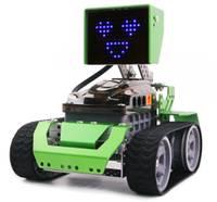 Robobloq Robot építőkészlet MINT Roboter Qoopers Építőkészlet , Játékrobot 10110102 Robobloq