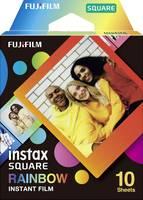 Fujifilm Instax SQUARE RAINBOW WW 1 Azonnali kép film Színes Fujifilm
