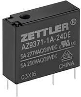 Zettler Electronics AZ9371-1A-24DE Nyák relé 24 V/DC 5 A 1 záró 1 db Zettler Electronics