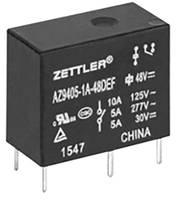 Zettler Electronics AZ9405-1C-24DEF Nyák relé 24 V/DC 5 A 1 váltó 1 db Zettler Electronics
